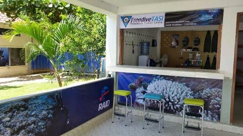 Freedive TASI in timor-leste
