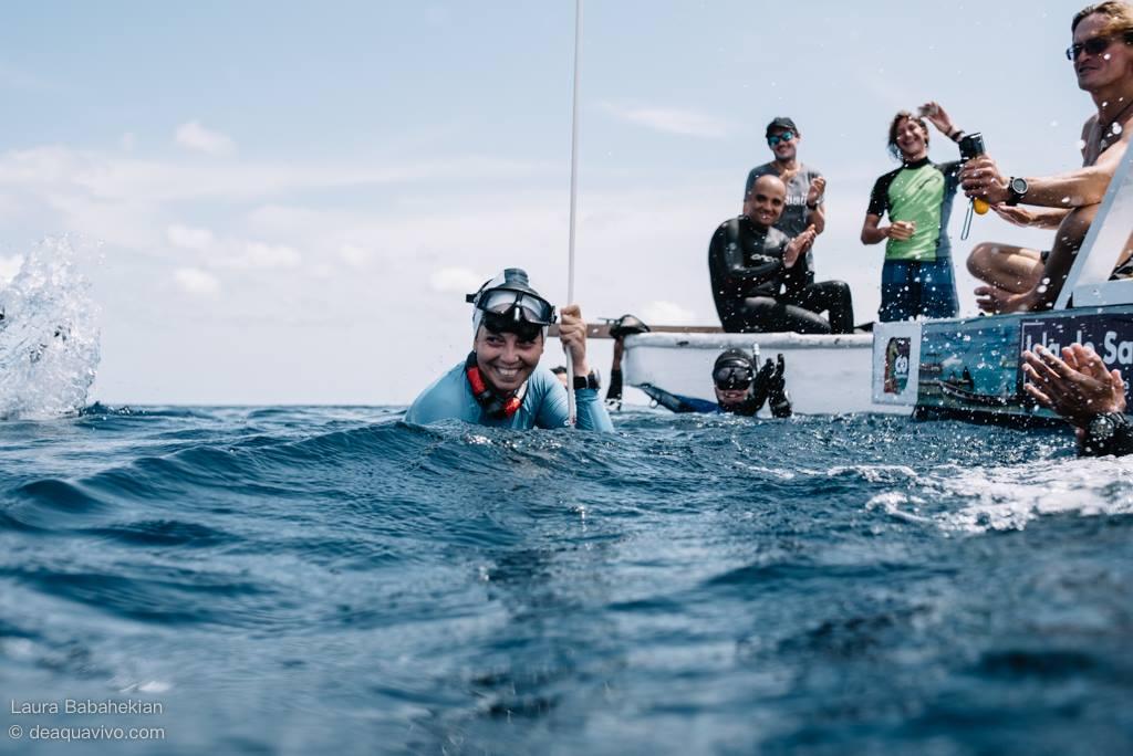 Belu dlv 40M FIM Nirvana Oceanquest National record