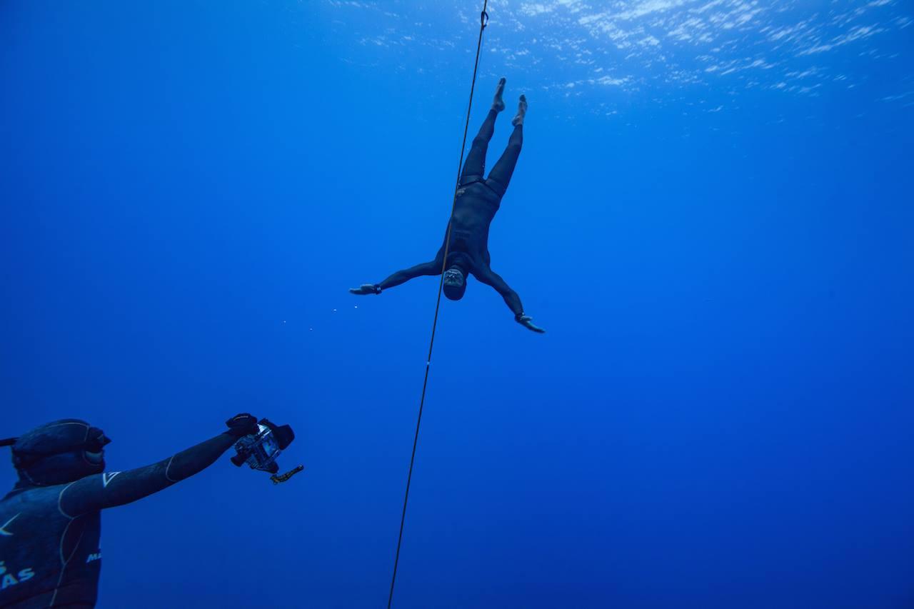 CNF Freedive Earth