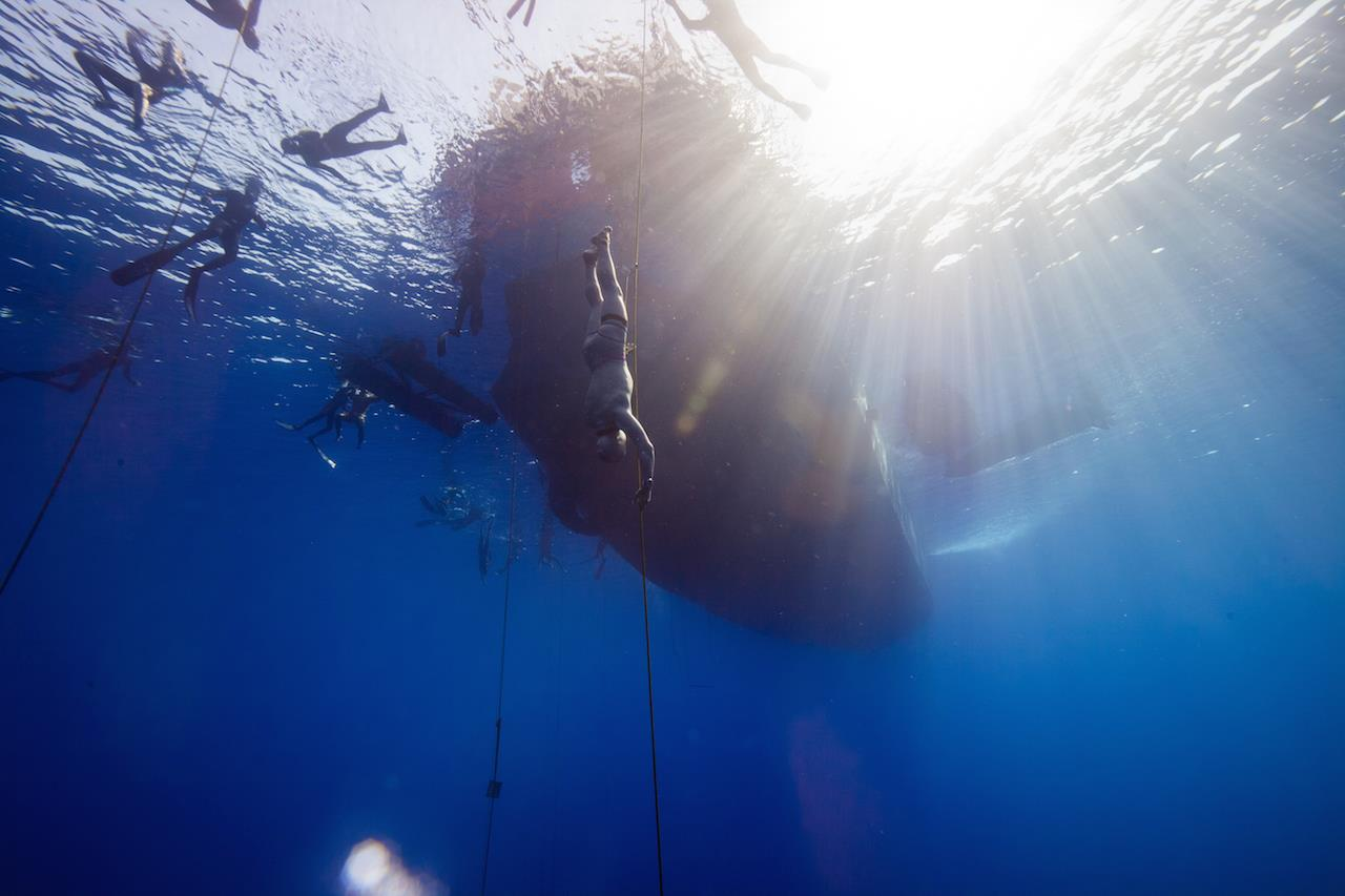 cyprus freediving depths worldchampionship