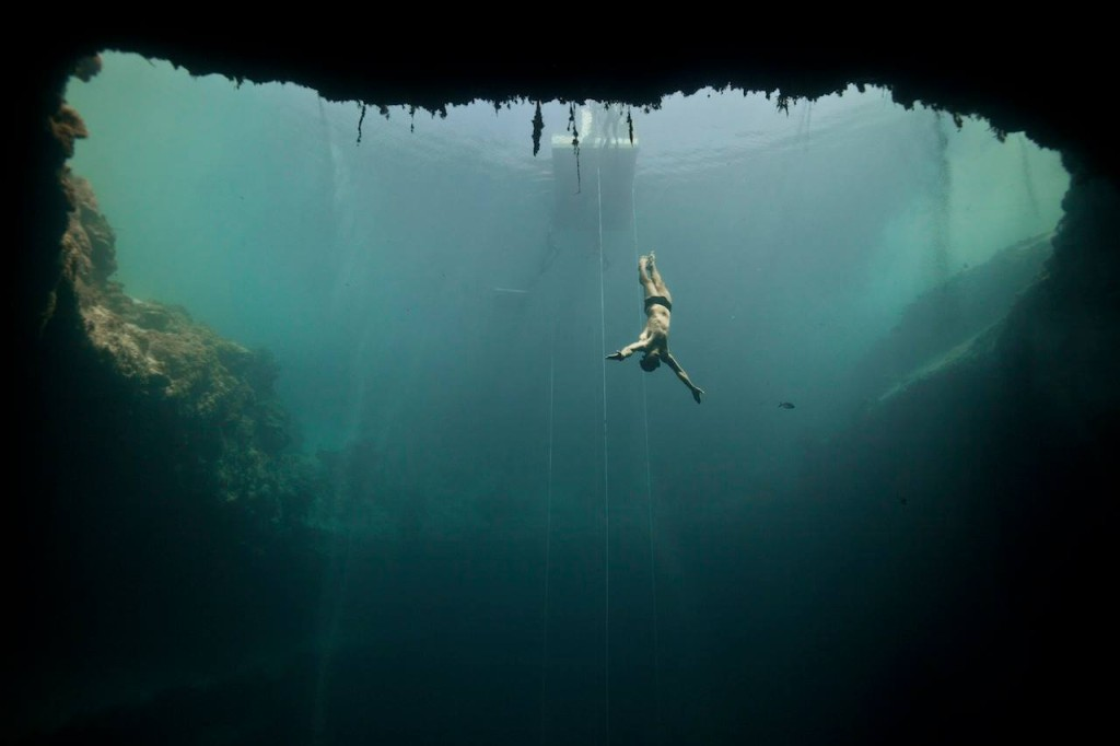 What is this Addiction - Freedive Earth