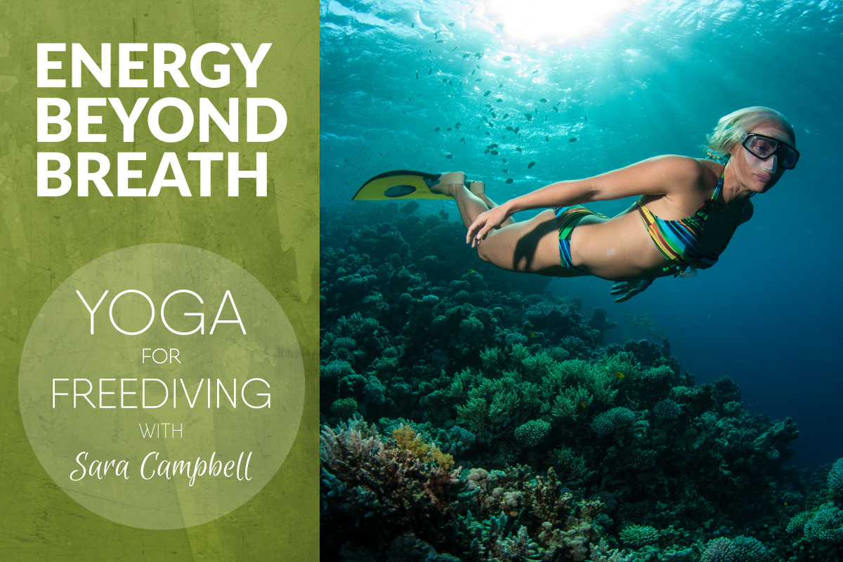 energy beyond breath with Sara Campbell