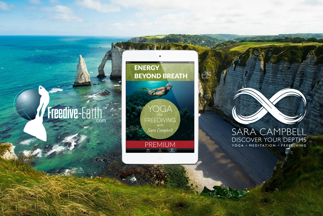 energy beyond breath with Sara Campbell competition