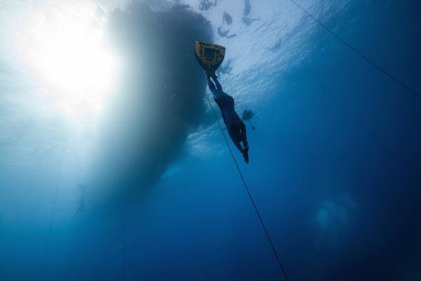 Freediving Cyprus World championship