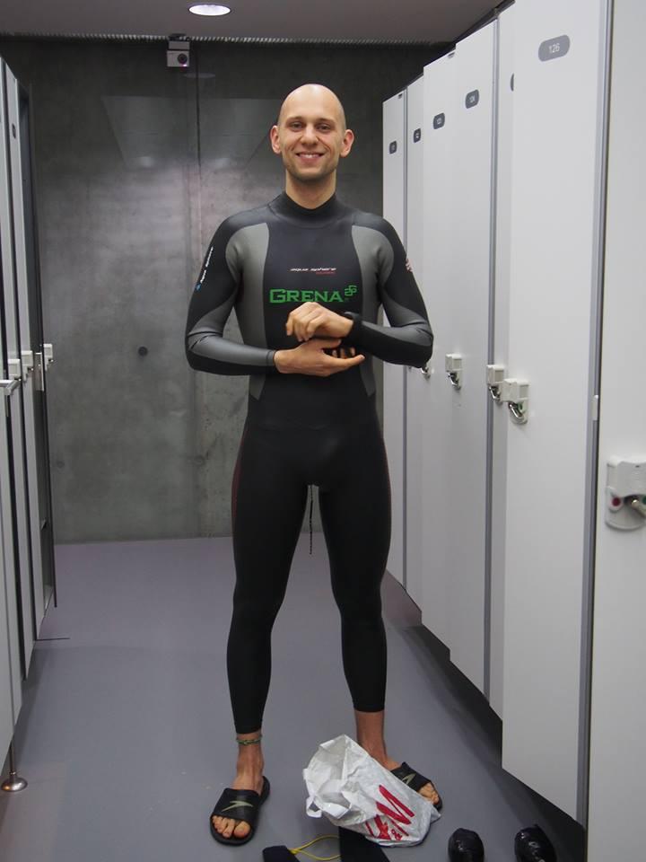 Mateusz Malina new DNF record
