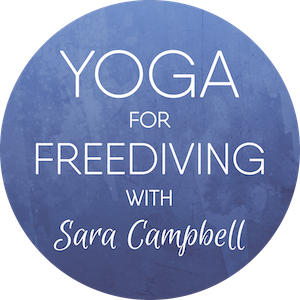 Sara Campbell Yoga for Freediving Course