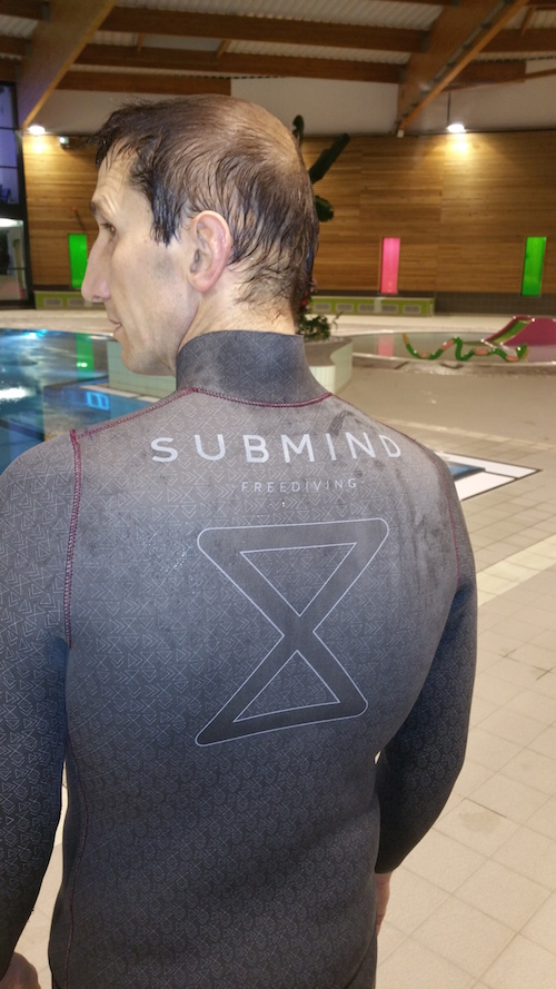 STATIC submind wetsuit