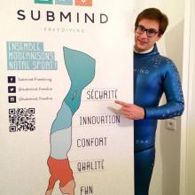 submind wetsuit