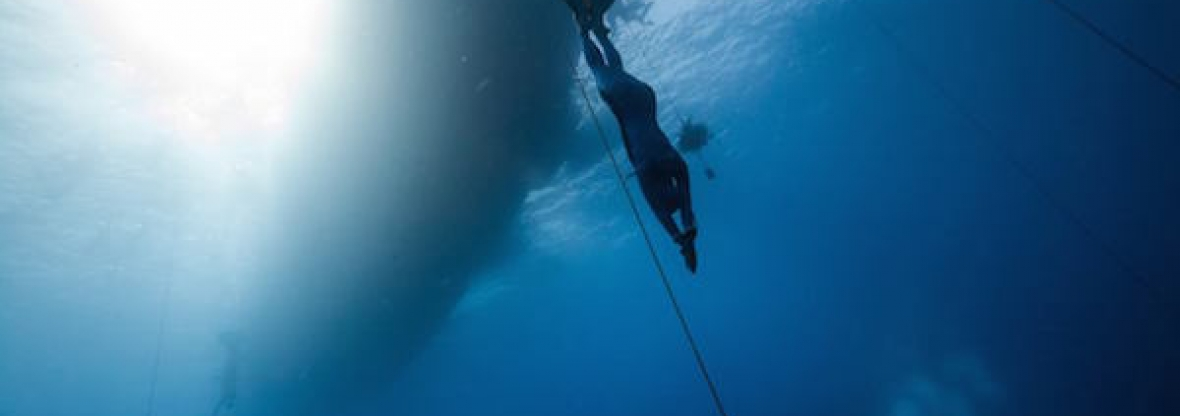 Freediving Cyprus World championship