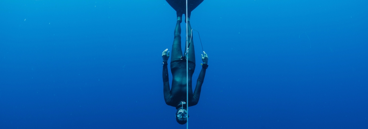 Why Hyperventilation is bad for freediving by Freedive Earth