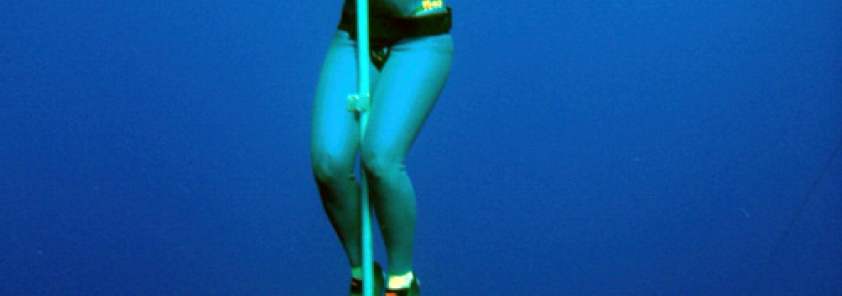 Freediving Variable Weight