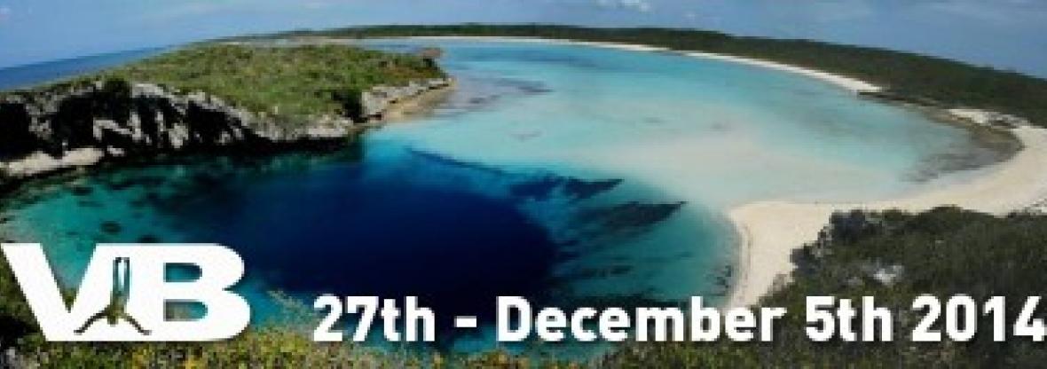 Vertical Blue 2014 Bahamas Freediving