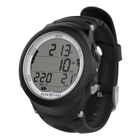 aqua lung i200 freedive watch