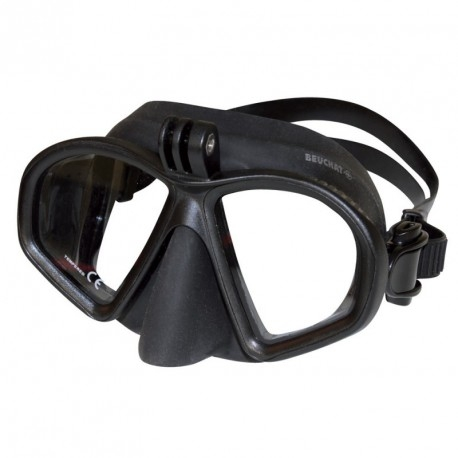 beuchat gp1 freediving spearfishing mask