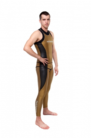 Molchanovs Men's Performance Sleeveless Freediving Wetsuit