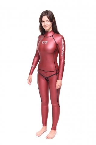 Molchanovs Women's Performance Hoodless Freediving Wetsuit