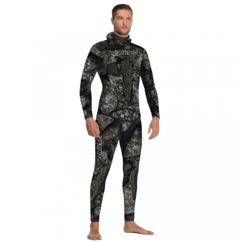 omer black stone camo wetsuit