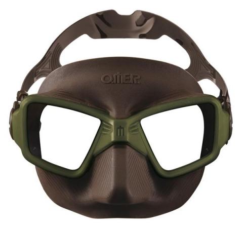 omer zero 3 freediving mask