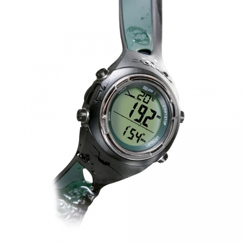 sporasub sp1 freedive spearfishing watch