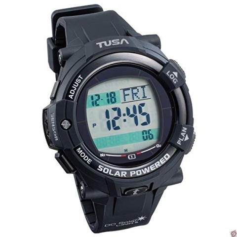 tusa iq 1204 dive watch