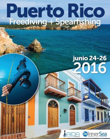 PUERTO RICO, FREEDIVING & SPEARFISHING
