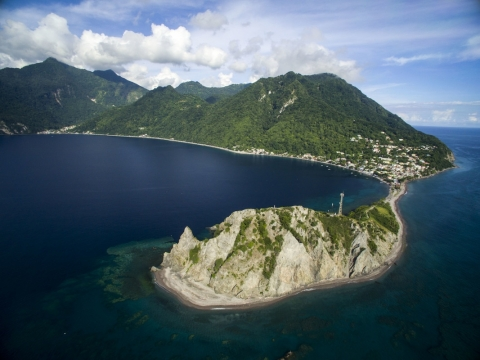 Freediving Training camp in Dominica