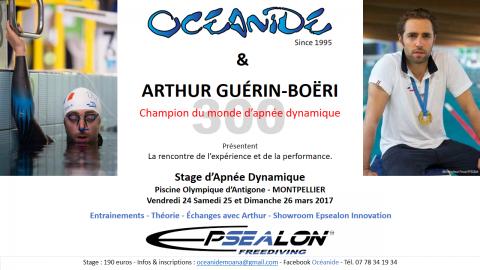 Freediving Training Camp Oceanide Arthur GUERIN-BOERI