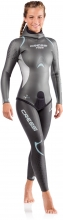 cressi free woman 3.5mm wetsuit
