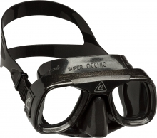 cressi superocchio freediving spearfishing mask