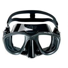 omer alien freediving and spearfishing mask