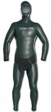 polo sub smoothskin open cell wetsuit
