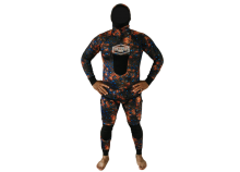 venture roi 3.5mm spearfishing wetsuit