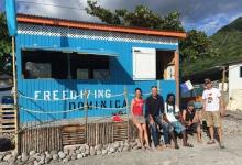 Freediving Dominica, freediving school dominica, freediving training, depth training, ultra deep training, freediving training camps