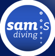 Sams diving